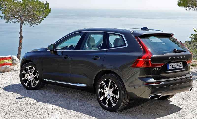 2018 Volvo XC60 Price in India, Specifications, Interior, Features