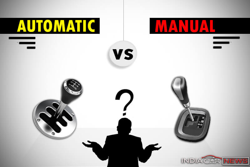 Automatic Vs Manual Cars