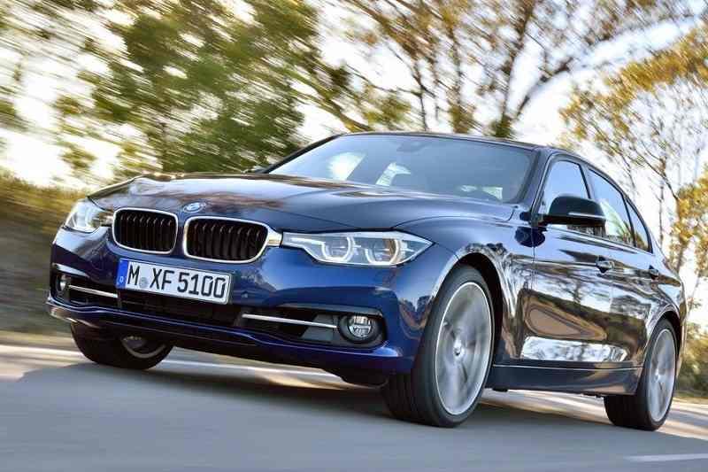 BMW 330i Sport Variant