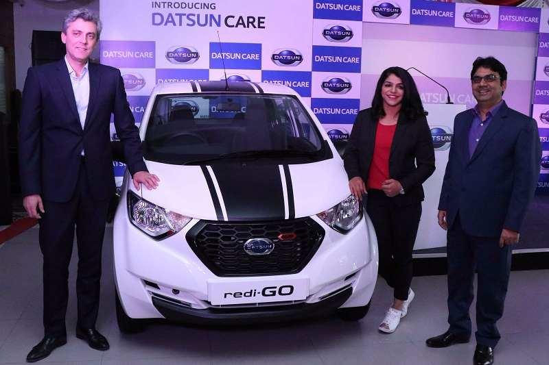 Datsun Care rediGO service plan