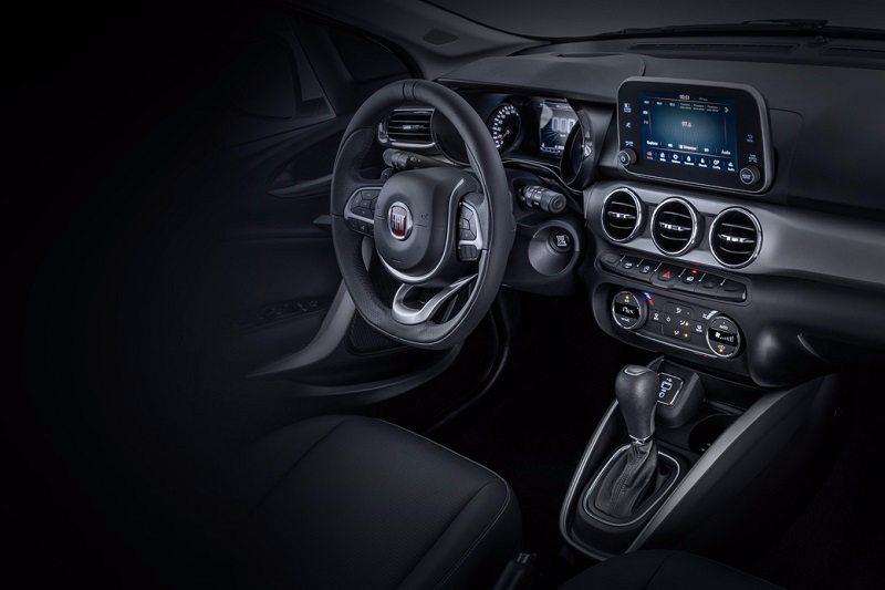 Fiat Argo Interior