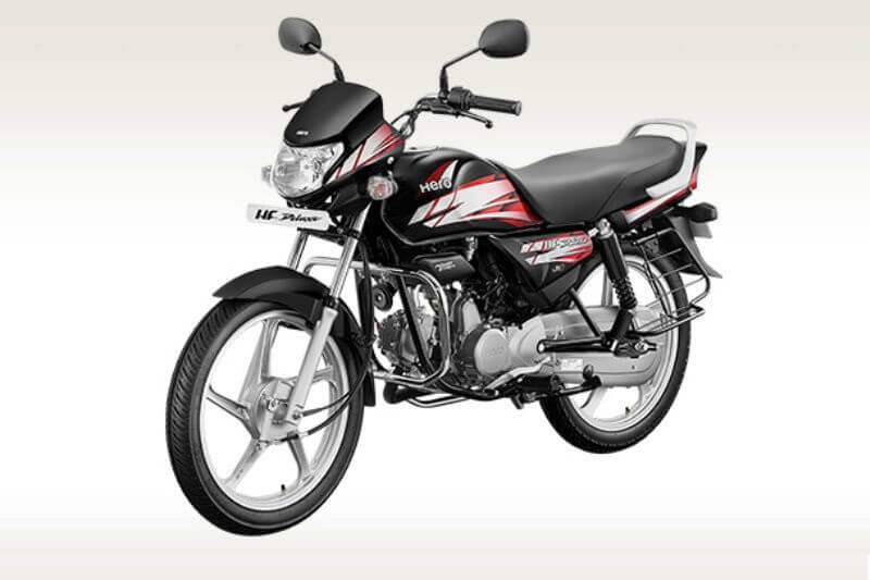 Hero HF Deluxe i3S price in India