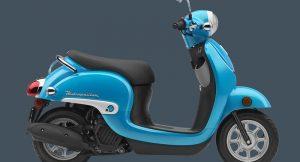Honda Scoopy India
