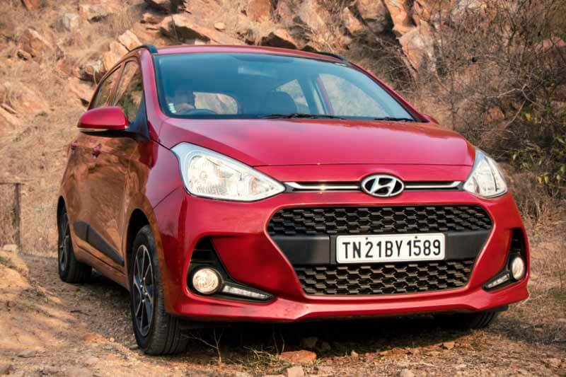 2017 Hyundai Grand i10 design Review