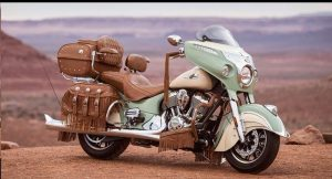 Indian Roadmaster Classic India