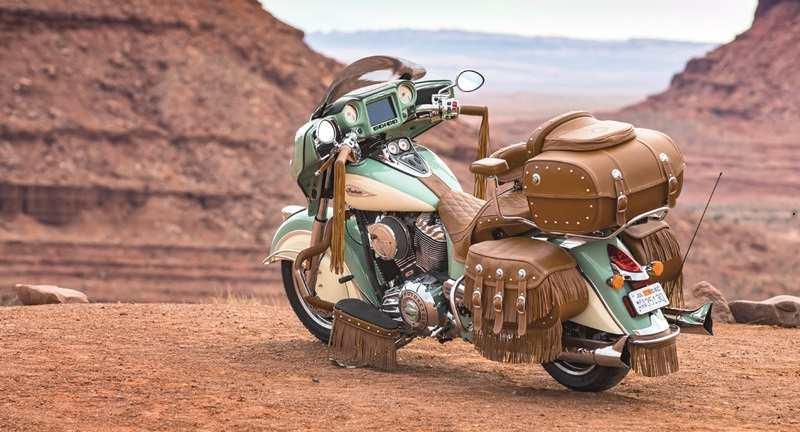 Indian Roadmaster Classic India price
