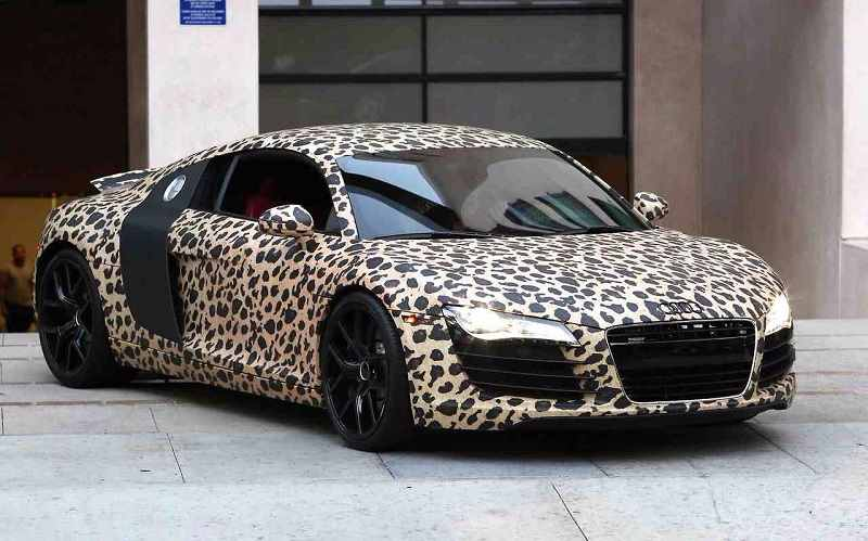 Justin Bieber Exotic Cars Collection Picture Gallery