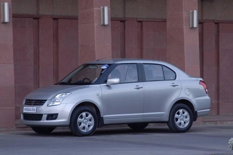 Maruti Suzuki Swift Dzire 2012