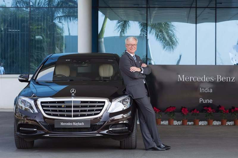Mercedes Benz On GST