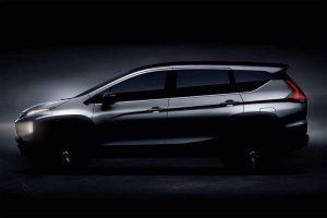 Mitsubishi Expander Crossover MPV