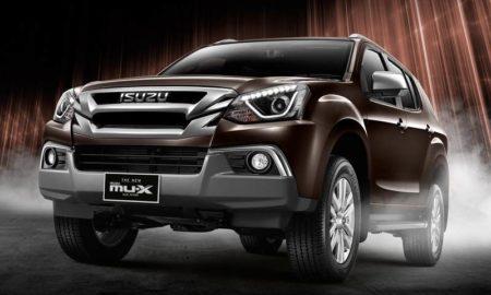 New Isuzu MUX 2019 India Details