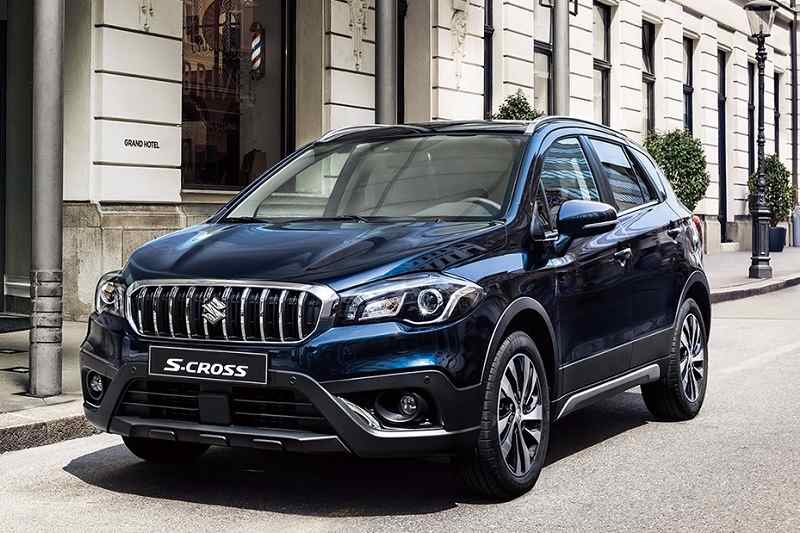 New Maruti S Cross 2017 Facelift India