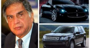 Ratan Tata Cars Collection