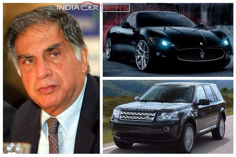 Ratan Tata S Car Collection The Best From His Garage