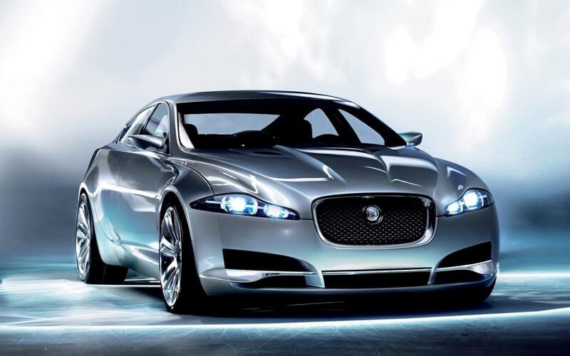 Ratan Tata Jaguar XF