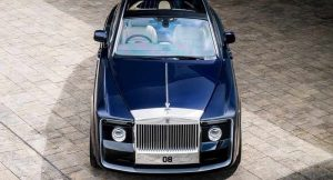 Rolls Royce Sweptail front