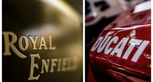 Royal Enfield & Ducati