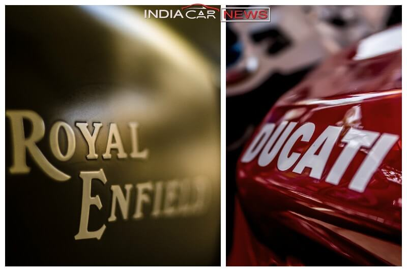 Royal Enfield & Ducati
