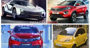 Upcoming Tata Cars in India