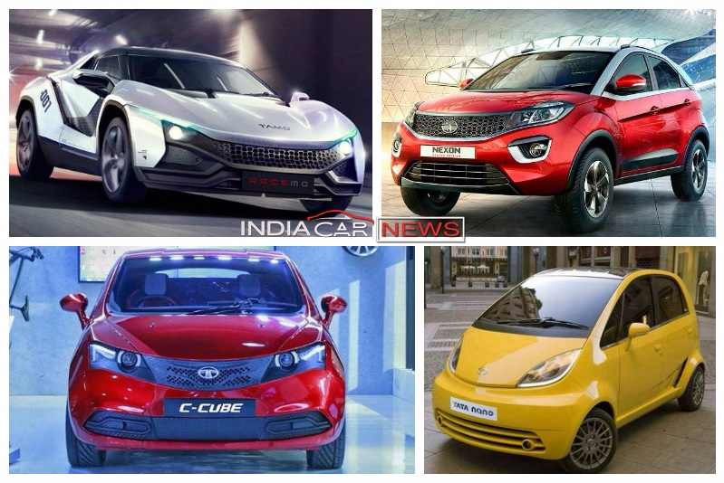 new car launches expected in indiaUpcoming Tata Cars in India in 2017 2018  11 New Cars