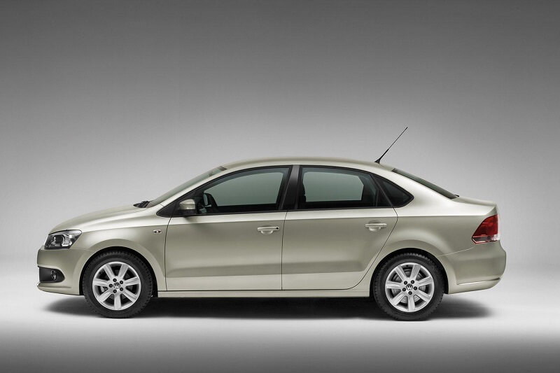Volkswagen Virtus India