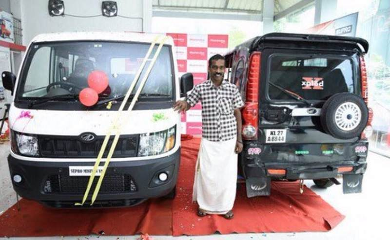 mahindra supro for auto