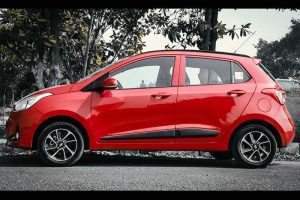2017 Hyundai Grand i10 handling Review