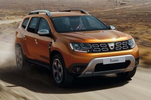 2017 Renault Duster SUV India 2