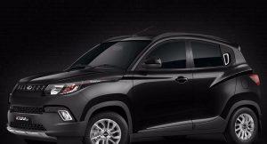 2018 Mahindra KUV100 Facelift