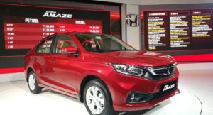 All New Honda Amaze 2018 Features