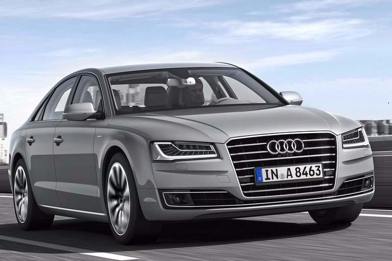 Audi A8 emission Scandal