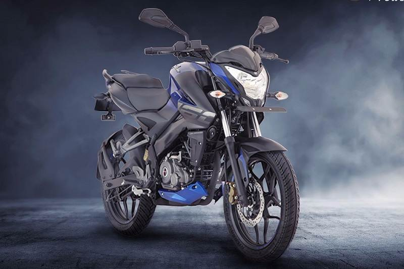Bajaj Pulsar NS160 Colours