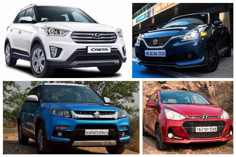 Best selling cars in May 2017