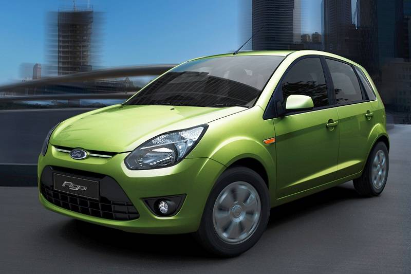 First generation Ford Figo recall