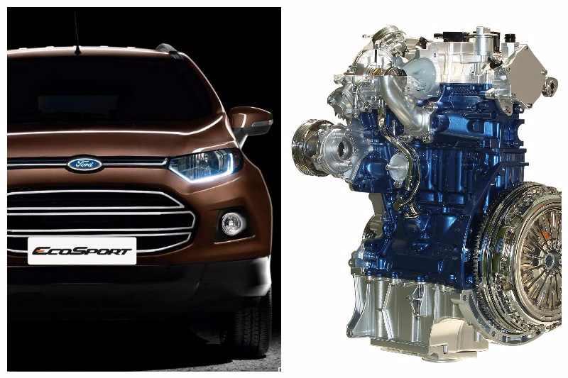 Ford EcoSport Ecoboost