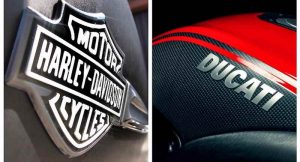 Harley Davidson to buy Ducati