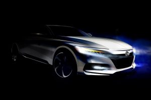 Honda Accord 2018 Teaser