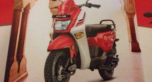 Honda Cliq 110cc