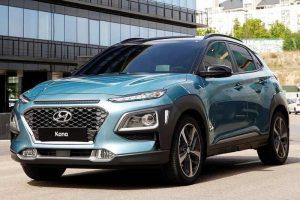 Hyundai Kona Front Official Image (2)