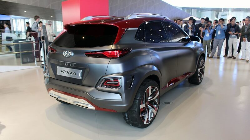 Hyundai Kona Iron Man Edition Pictures Features Amp Details