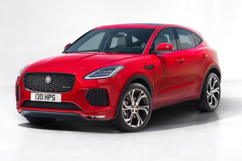 Jaguar E-Pace India Revealed front