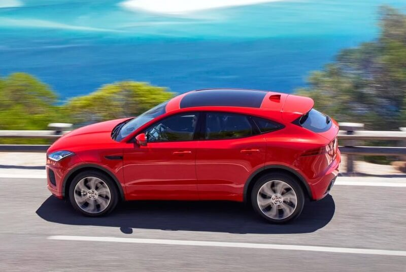 Jaguar E Pace India Launch Price Specs Images