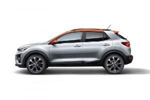 Kia Stonic Crossover Side