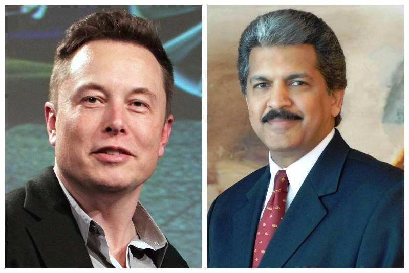 Mahindra & Tesla