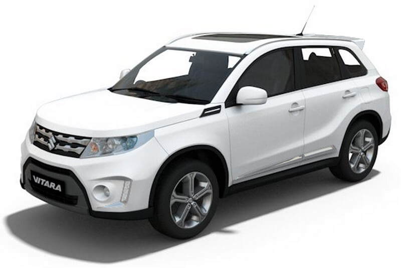 Maruti Vitara 7 Seater - Maruti Cars At Auto Expo 2018