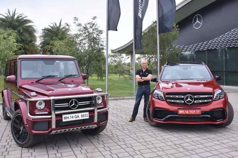 Mercedes AMG G63 Edition 463 & GLS 63