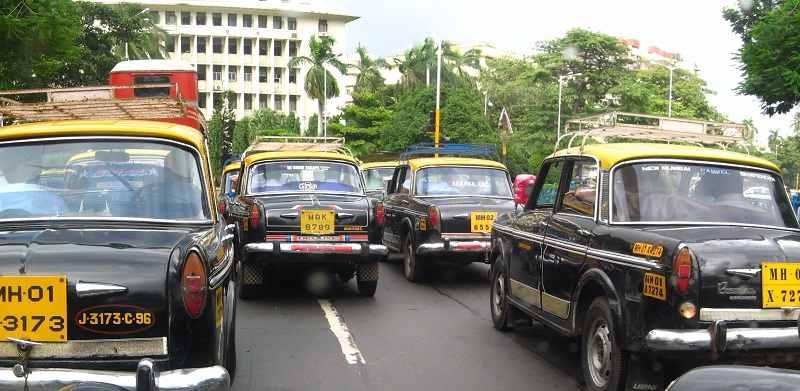 Mumbai's Premier Padmini Taxis