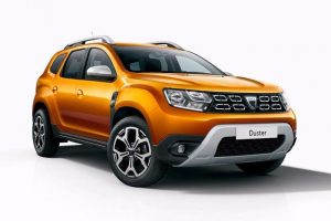 New 2018 Renault Duster Revealed Front
