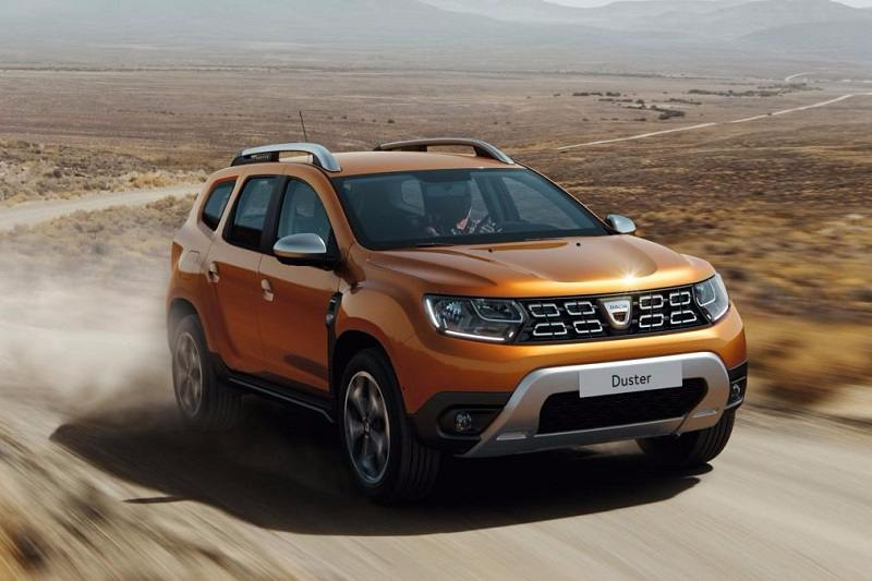 Upcoming Cars under 15 lakhs - New Duster