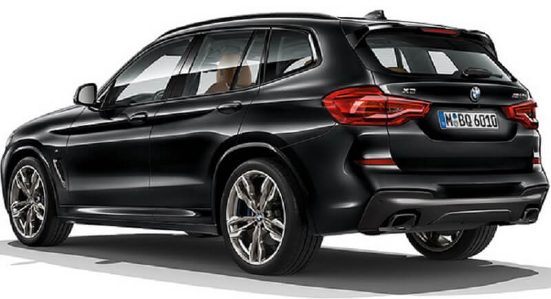 new bmw x3 2018 india launch price specs images. Black Bedroom Furniture Sets. Home Design Ideas